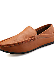 Summer Autumn British Style Men's High Quality Breathable Driving Shoes for Business/Office/Party