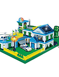 Police Station 5 In 1 Amazingtoys Scientific Experiment Technology To Make Solar Educational Science And Education Toys