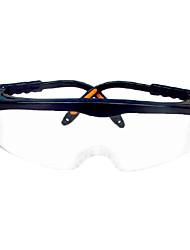le renforcement anti-choc de vent et de poussière vêtements de travail des lunettes
