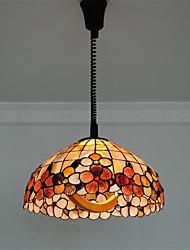 Max 60W Lampe suspendue ,  Tiffany Autres Fonctionnalité for Style mini MétalSalle de séjour / Chambre à coucher / Salle à manger /
