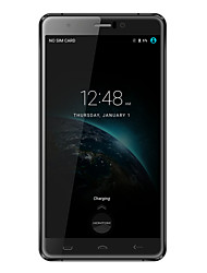 "HT10 5.5 "" Android 6.0 Smartphone 4G ( Double SIM Deca Core 21 MP 4Go + 32 GB Blanc / Noir )"