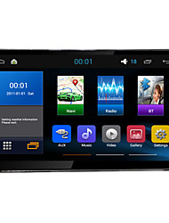 DVD Player Automotivo-2 Din-1024 x 600-7 Polegadas
