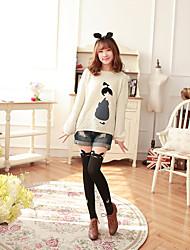 Damen Strumpfhose - Polyester Ultra-Warm