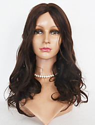 10-24inch synthetische Haarperücken schnüren vordere Körperwellenhaar Perücken