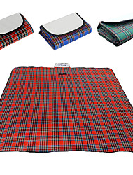 Casual Outdoor Picnic Mat 150 * 200cm Mat People Dining With Family Trip Camping Mat Beach Mat
