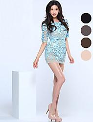 BONAS® Women's Solid Color Thin Legging-B16593