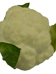 Simulation Of White Flower Dish