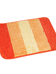Tapis Anti-DérapantsPolypropylène-Rouge / Orange