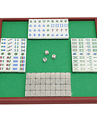 Royal St. Miniature Crystal Mahjong Mahjong Mahjong Tourism 20 Mm Ivory/Bag