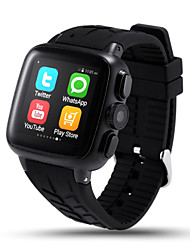 UC08 3G Android Wifi Smart Watch Phone with 3.0MP Camera Support SIM Card Smartwatch Heart Rate Monitor