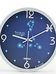 Pisces Clock