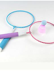 raqueta de bádminton de los niños