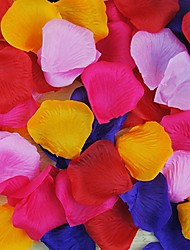 The Simulation Of Rose Petals Wedding Decoration(Set Of 50)