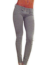 Chinanuo Women's Sexy Keep warm Pants , Polyester