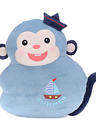 Metoo Microphone Rabbit Spell Sunpoo Monkey Pillow Cushions Plush Toy Doll Christmas Navy Blue