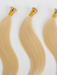 Emeda I-Tip Hair Extension Blonde 16-18inch 1g/strand 100S/set Remy Human Hair I tip Hair Extension