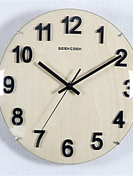 Simple wall clock 8