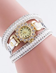 Ladies' Casual Watch Diamond Bracelet Watch Bracelet Watch Quartz Watch Bohemia
