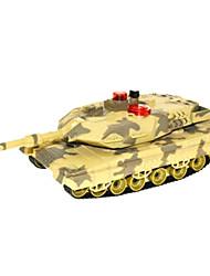 cargar contra el control remoto modelo de coche de control remoto del tanque dos juguetes pueden jugar 508-10