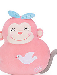 Metoo Microphone Rabbit Spell Sunpoo Monkey Pillow Cushions Plush Toy Doll Christmas Gifts Smiling Dove