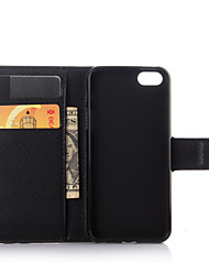 iphone 7 плюс роскошный подлинный кожаный бумажник чехол для Iphone 6 / 6S / 6 + / 6с плюс