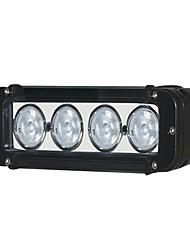 """1pcs 11 """"cree mini stile 40w ha condotto la luce bar moto di lavoro del motore bar luce barra led"""