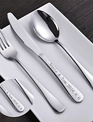 Christmas / Valentine Party Tableware-3Piece/Set Tableware Sets Kits Stainless Steel Classic