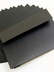 leer westlichen Stil Rinds Umschlag (10 Stück)