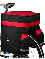 Sac de Vélo 60LSac de Porte-Bagage/Double Sacoche de Vélo Résistant à l'humidité / Résistant aux Chocs / Vestimentaire Sac de Cyclisme