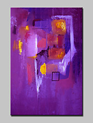 Big Size Hand Painted Canvas Oil Painting Modern Abstract Wall Art Picture With Stretched Frame Ready To Hang
