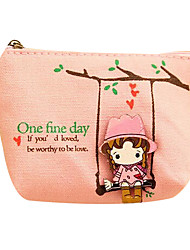 Pencil Box Bag Case Purse Lovely School Stationary