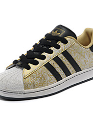 Adidas Originals Superstar Men's Skate Shoe Casual Sneakers Shoes Silver Gloden Grey