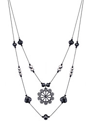 LGSP Women's Alloy Necklace Daily Acrylic-61161041