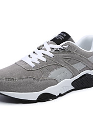 Running Shoes Men's Shoes Casual Fleece Fashion Sneakers Black / Blue / Gray