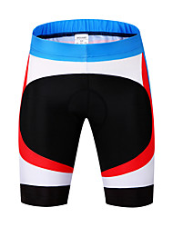 WOSAWE Cycling Padded Shorts Unisex Bike Shorts Padded Shorts/Chamois Bottoms Breathable Quick Dry 3D Pad Limits Bacteria Sweat-wicking
