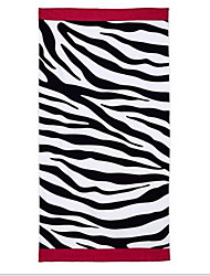 sunodor Beach Towel Black,Jacquard