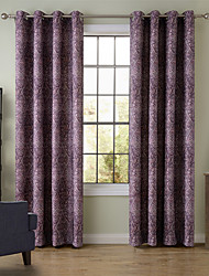 Chadmade SOFITEL Heat Transfer Print Classic Diamond Circle Flower - Purple