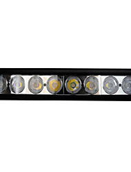 1PCS Popular Size 20'' LED Light Bar 80W CREE LED Light Bar Grille Installation SUV LED Light Bar