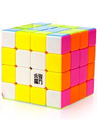 Yongjun® Гладкая Speed Cube 4*4*4 Скорость Кубики-головоломки Радужный ABS
