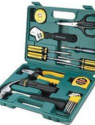 hardware caixa de ferramentas manuais (17 peças)