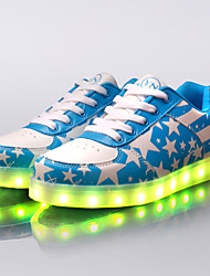 LED Light Up Shoes, Running Shoes Men's USB charging Outdoor/Athletic/Casual  Fashion Sneakers Blue/Navy