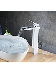 Aquafaucet Unique Bathroom Sink Vessel Faucet Vanity Mixer Tap Oil Rubbed Bronze Lavatory Mixer Tap Brass