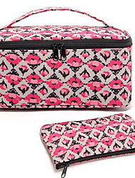 Travel Travel Bag / Toiletry Bag / Luggage Organizer / Packing Organizer Travel Storage Fabric