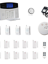 GSM/PSTN wireless alarm panel