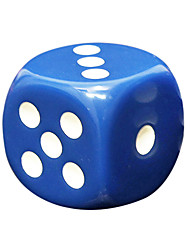 Royal St Hot Bar Club Supplies 18 Mm Dice  Colour Rounded Resin Environmental Protection And Durable 50 Grain/Package