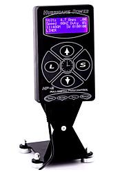 LCD 0.46 fiche d'alimentation pouvoir professionnel Interrupteur au pied Tatouage numérique