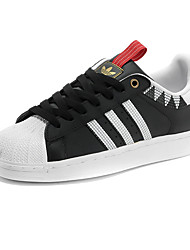 Adidas Originals Superstar Round Toe / Sneakers / Casual Shoes / Skateboarding Shoes / Running Shoes Men's Wearproof White / Black