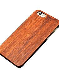 caso ultra sottile pera di legno protettiva copertura posteriore dura iphone PC per il iPhone se 5s / iPhone / iPhone 5