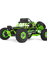 WLtoys 12428 4WD 1/12 2.4G 50km/h High Speed Monster Truck Radio Control RC Buggy Off-Road RTR