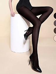 BONAS® Dames Solide Kleuren Dun Legging-B16590